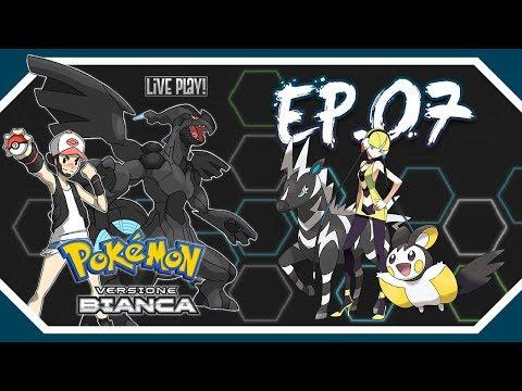Gameplay Live Pokémon Bianco #7 - Verso la quarta Palestra!