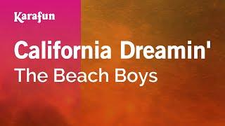 Karaoke California Dreamin' - The Beach Boys *