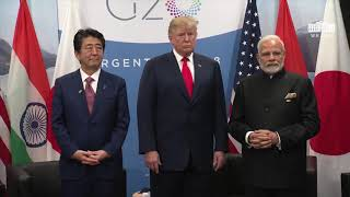 president-trump-meets-with-the-pm-of-japan-and-the-pm-of-the-republic-of-india