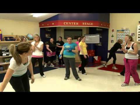 Primrose School at Polaris Dance-Off Video 2012