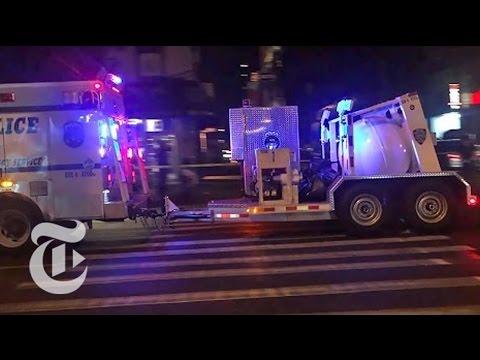Blast Rocks Manhattan; 29 Injured in Chelsea Explosion | The New York Times