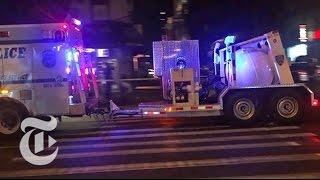 Blast Rocks Manhattan; 29 Injured in Chelsea Explosion   The New York Times