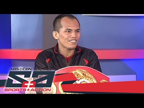 The Score: Milan Melindo wins his first wins his first world boxing title