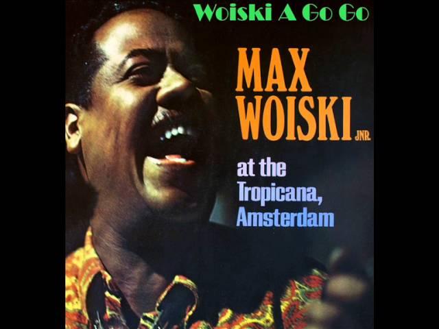 Max Woiski Jr. - Percussion (afkomstig van het album 'Woiski A Go Go' uit 1973)