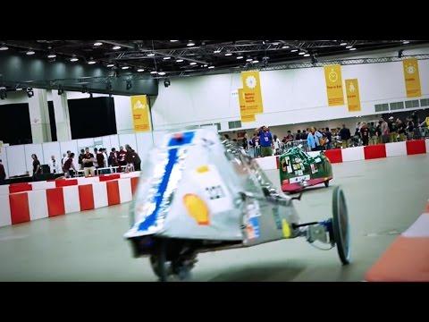 Electric RACECAR Built by Highschool Kids!?