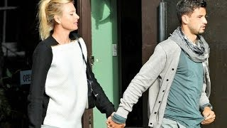 Sharapova and Dimitrov in L.A. -- Nadal