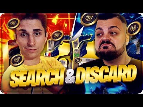 SEARCH AND DISCARD : ADDIO ICON + iF ! CHE RISATE CON ANIMA [FIFA 18]