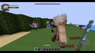 Minecraft Mod Nanastu No Taizai 1.7.10 2015/2016