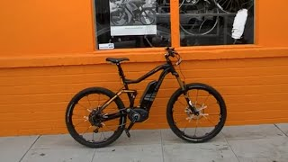 Haibike AMT Pro 27.5 E-Bike With Turbo Booster