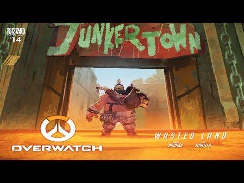 Overwatch Animated Comic | Junkertown Wasted Land #14 | Junkrat, Roadhog