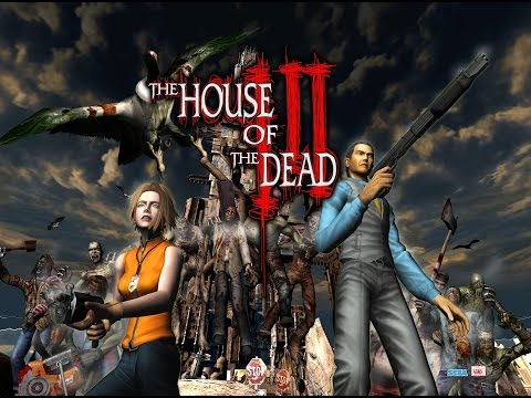 The House of the Dead 3 All Bosses