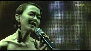 2008대한민국영화대상 - 개여울 - 김윤아
