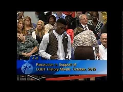 LGBT History Month - Broward County School Board