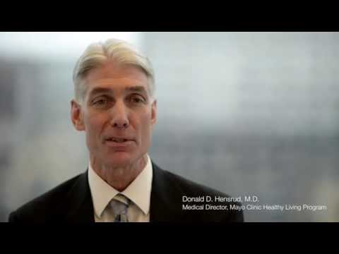 Dr Hensrud Talks Truth about Preventing Disease by Living a Healthy Life