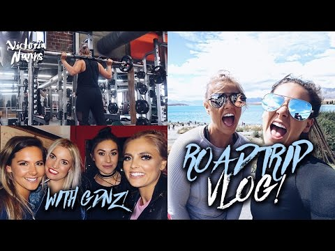 GYM, FOOD, FRIENDS & NZ ROADIE w GDNZ | VLOG | Victoria Nunns