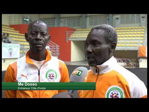 Sport : 3ème édition du championnat d'Afrique de NANBUDO