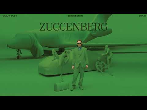 TOMMY CASH, $UICIDEBOY$, DIPLO - ZUCCENBERG (OFFICIAL AUDIO)
