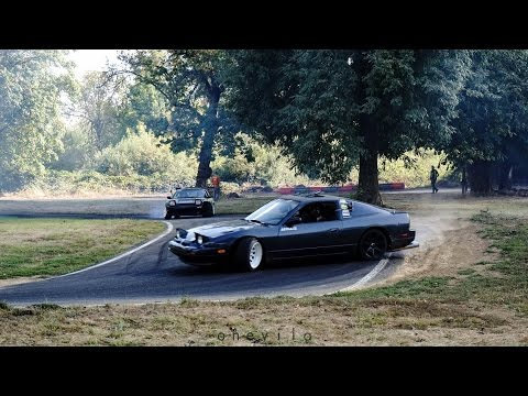 PARC FEST 2016 | Road Trip In A Drift Car