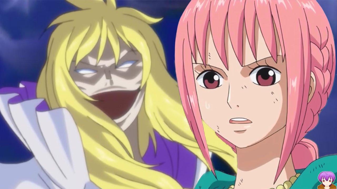 One Piece Episode 666 ワンピース Anime Review - Hakuba The ...