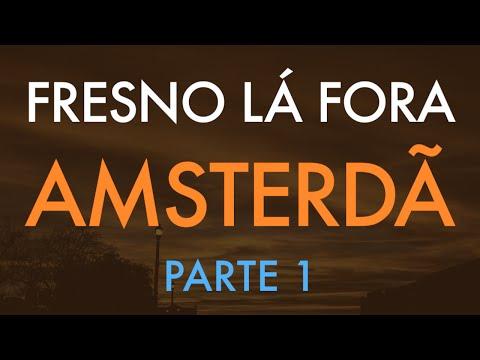 Fresno Lá Fora | MTV EMA 2013, Amsterdã (parte 1)
