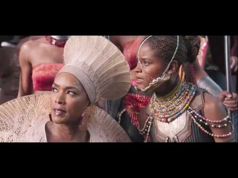 Black Panther (2018) - MBaku Introduction Scene - HD Clip (2018)