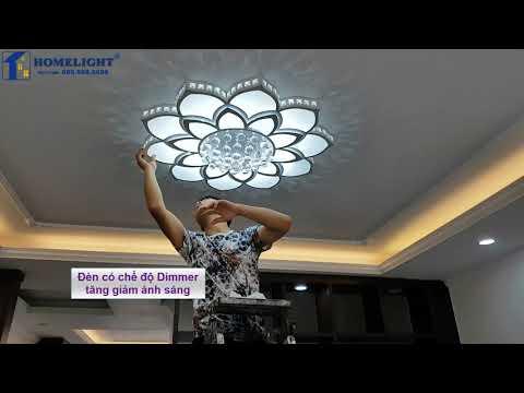 đèn trang trí nội thất giá rẻ tphcm