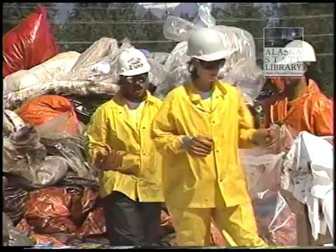 Oil Spill Field Documentation Team Compilation (ASL-AV25-49)