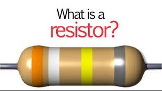 what is resistor? and how it works