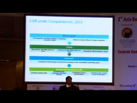 2nd Asia Business Responsibility Summit 2014 - Part 4