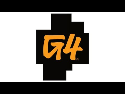 G4TV Idents/Bumpers (2002-2014)