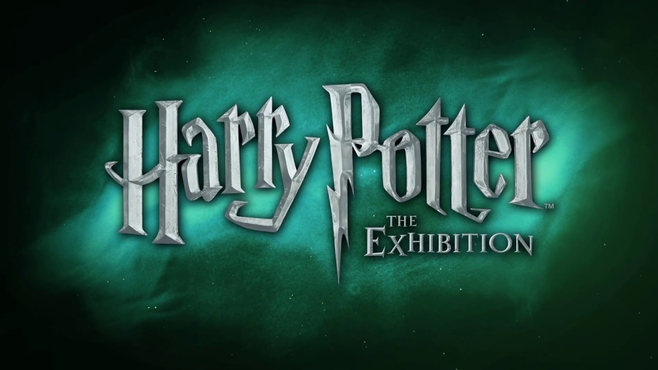 Harry Potter The Exhibition Potsdam Babelsberg Youtube