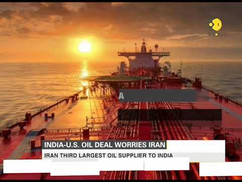 India-US oil deal worries Iran