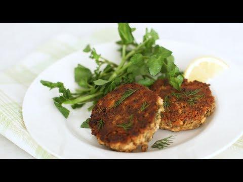 Crispy Salmon Cakes- Healthy Appetite with Shira Bocar