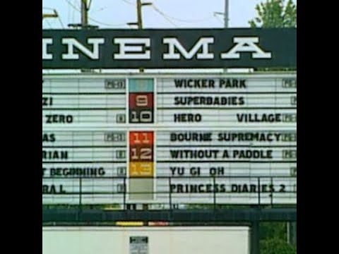 Who Remembers Louisville's Showcase Cinemas?