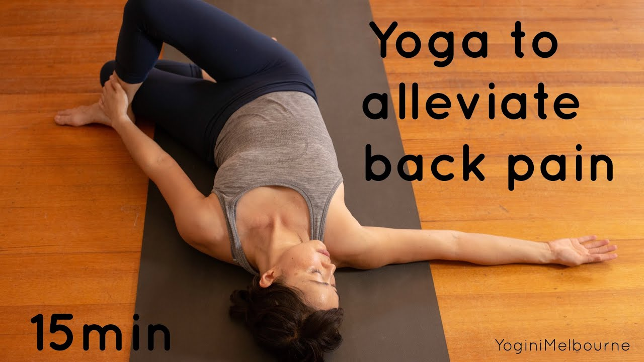 Yoga For Lower Back Pain You Tube