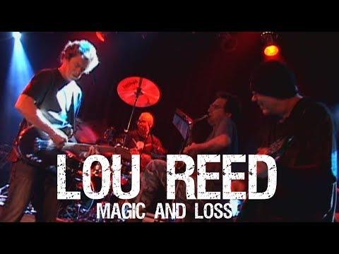 Lou Reed - Magic And Loss Live w/ John Zorn 05/05/2008 Highline Ballroom, NYC