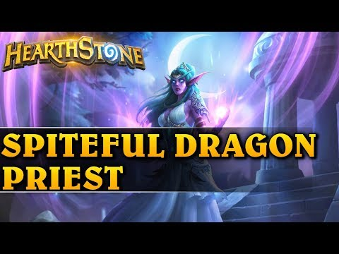ZA DUŻO TYCH BARNSÓW - SPITEFUL DRAGON PRIEST - Hearthstone Decks std