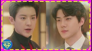Here is the Teaser of New Web Drama [Secret Queen Makers] Starring Sehun, Chanyeol,Leeteuk,...