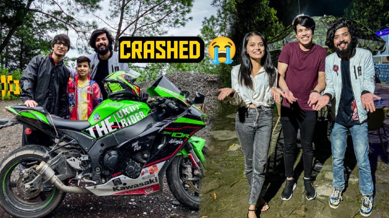 Apni Superbike Echo Ka Accident Hogya 😭@GamerFleet