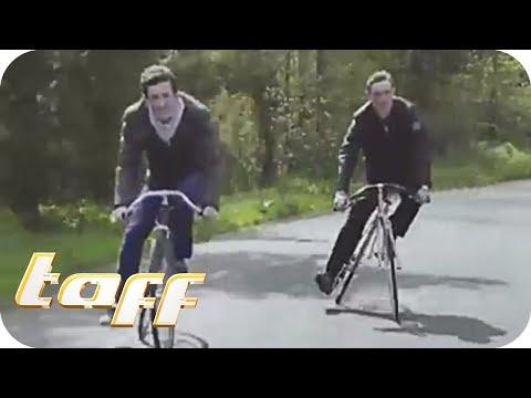 FAHRRAD mit HINTERRAD LENKEN? Die skurrilsten Fahrräder des Jahres | taff | ProSieben
