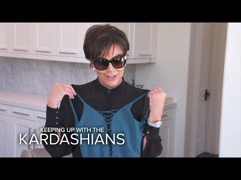 KUWTK | Kris Jenner & Khloe Kardashian Reminisce About Cleveland | E!