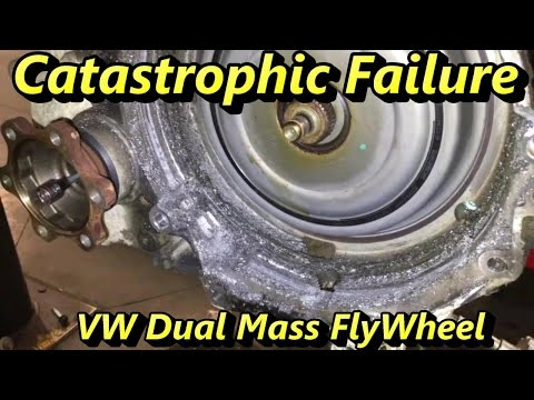 Volkswagen Dual Mass Flywheel Failure