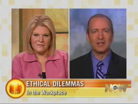 ethical dilemmas in workplace Ethical issues in nursing  this is one of the biggest ethical dilemmas  video explores the importance of collaboration in the workplace and the ethical.