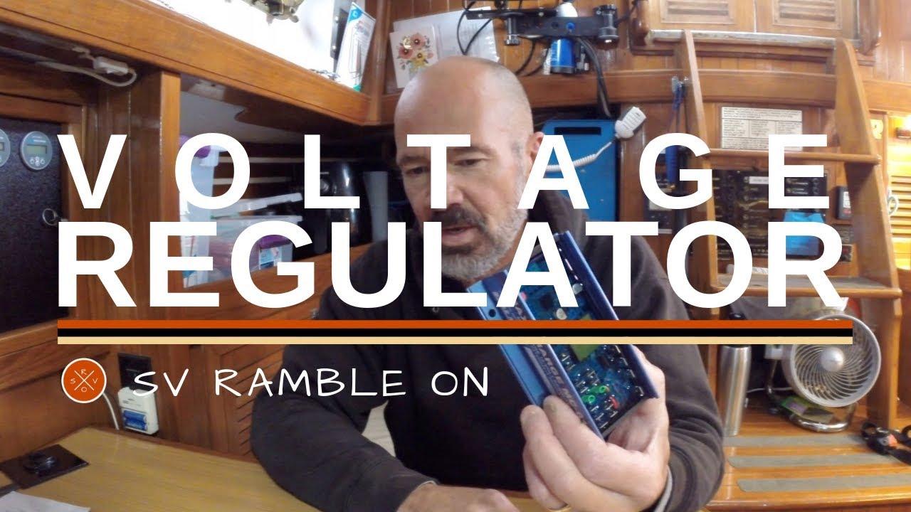 Sv Ramble On - Voltage Regulator