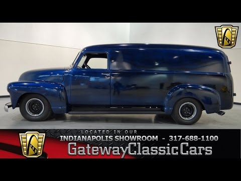 1949 Chevrolet 3800 Panel Truck #283-ndy - Gateway Classic Cars - Indianapolis