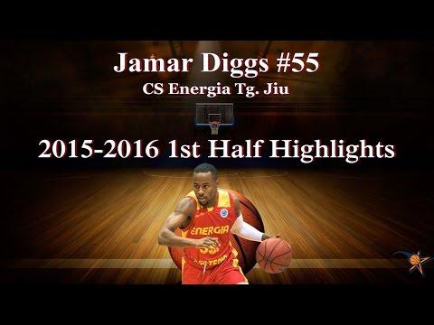Jamar Diggs 2015-2016