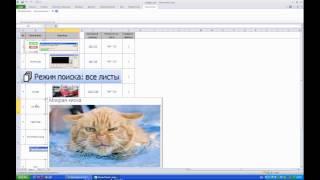 PastePictures: Надстройка для вставки картинок в Excel(Надстройка, позволяющая одним нажатием кнопки вставить изображения из заданной папки на лист Excel. http://ExcelVBA...., 2012-11-29T21:25:42.000Z)