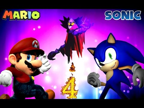 Mario & Sonic 4