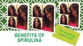 Benefits Of Spirulinia- Spirulina Pills and Spirulina Powder Form