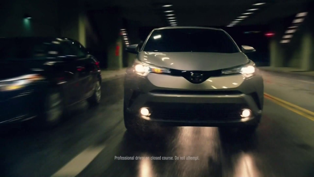 Toyota commercial 2017 usa